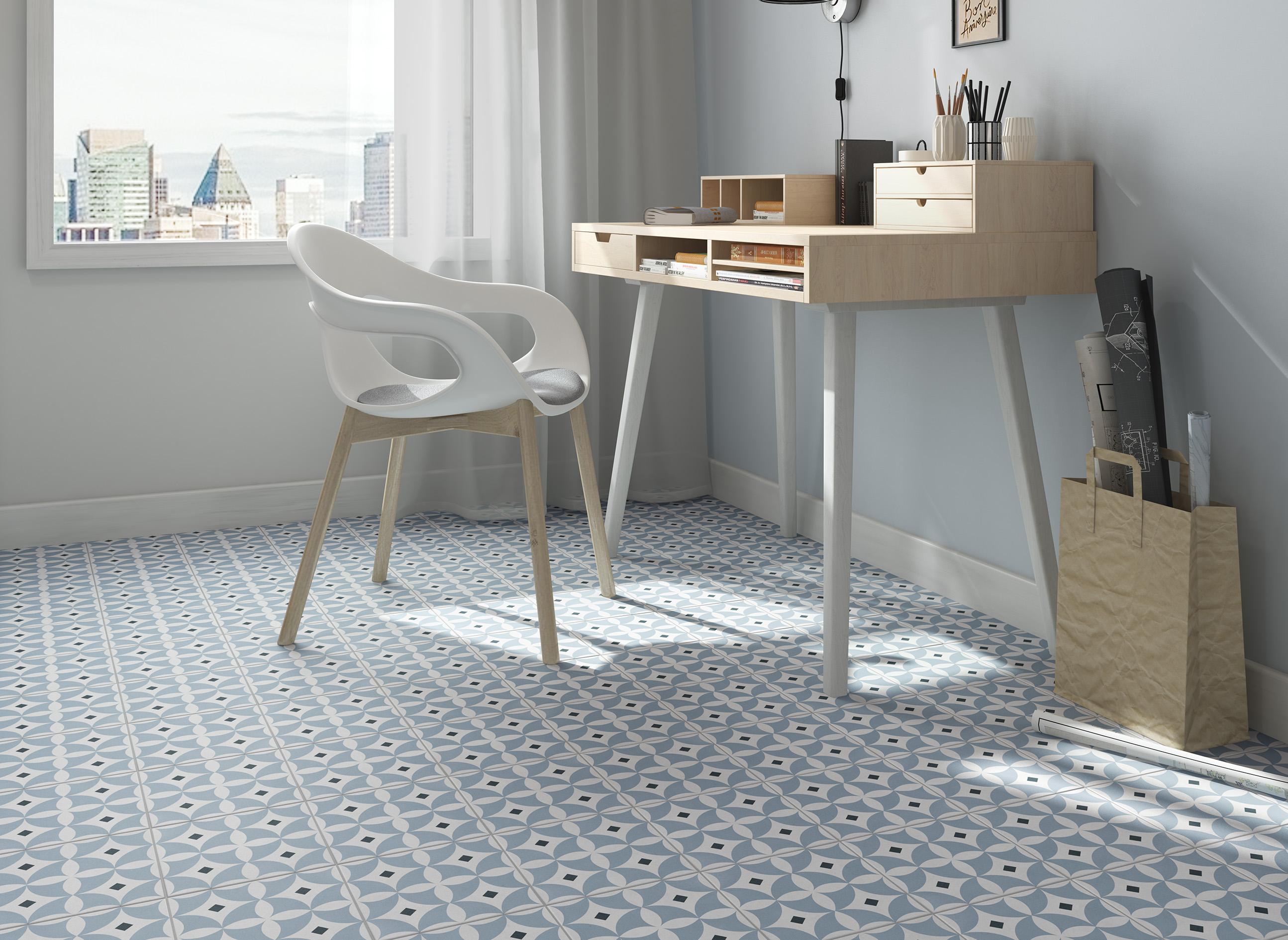 Mi reforma con cer mica descubre las posibilidades de - Como mantener brillante el piso de ceramica ...