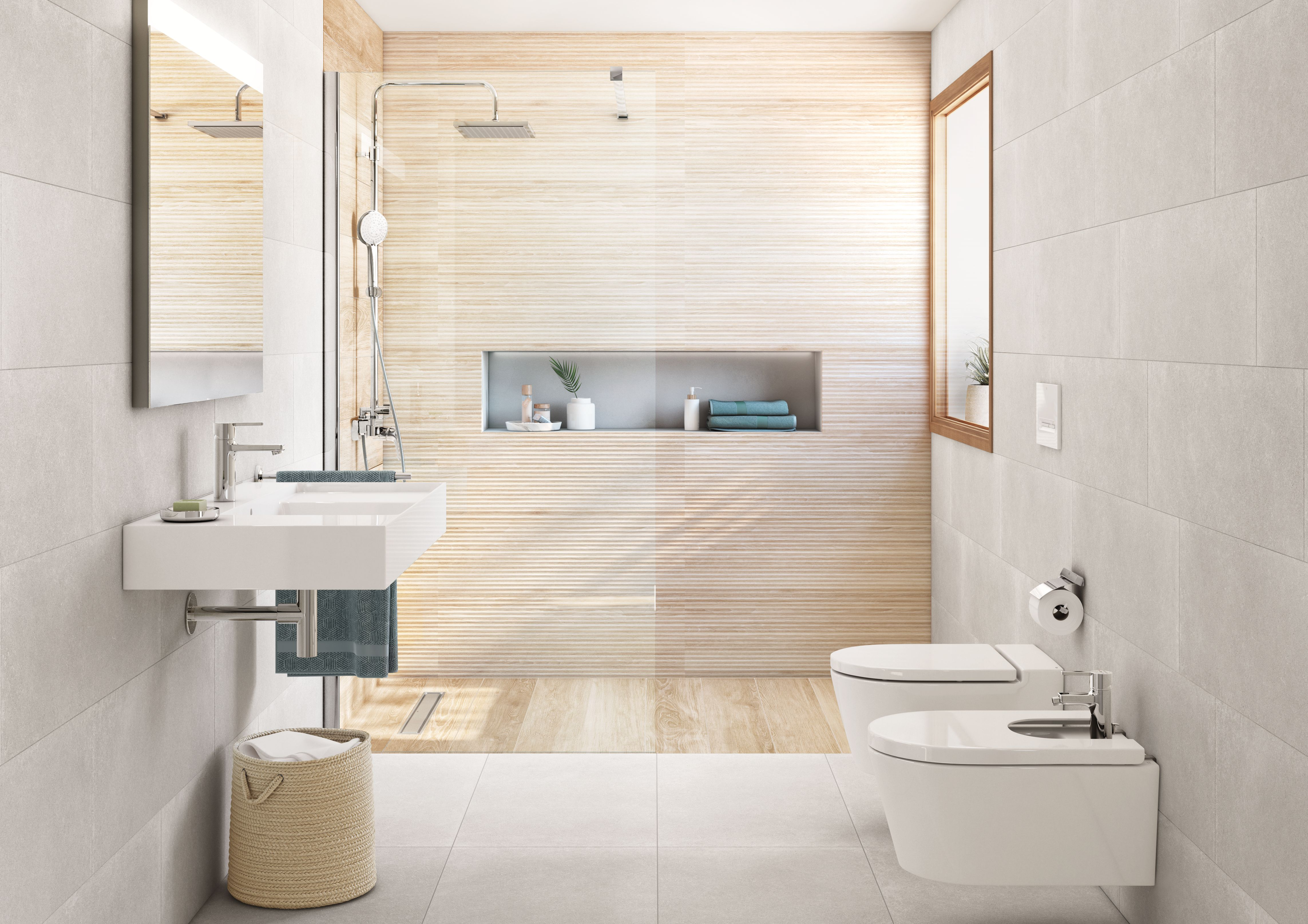 Cerámica y baños, binomio perfecto - Mi reforma con cerámica